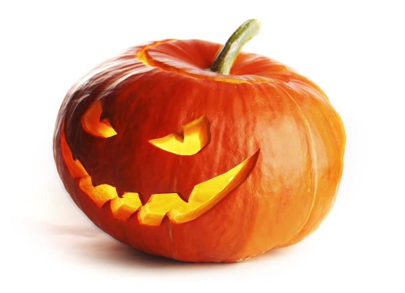 Vendita Zucca di Halloween